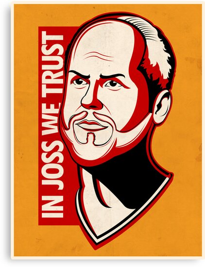 In Joss We Trust by Tom Trager
