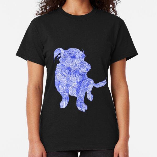 Das muss wohl ein chinesischer Drachen - Hund sein ;) Classic T-Shirt