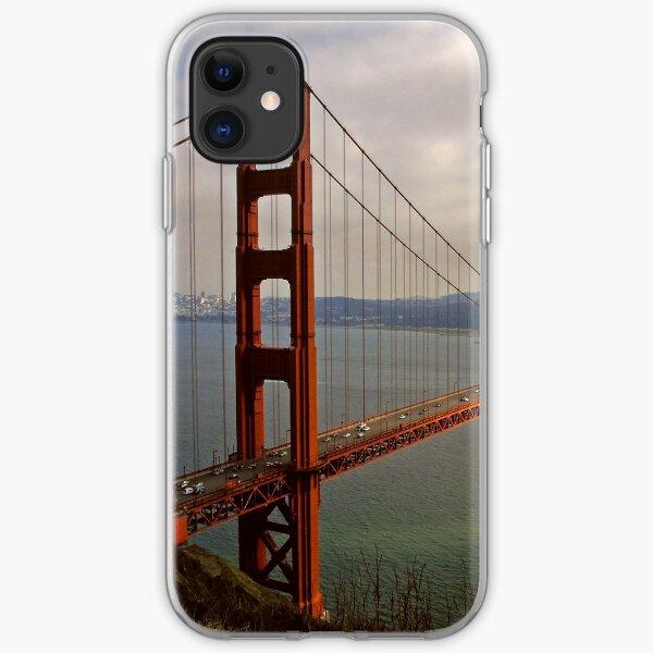 golden gate bridge iPhone Soft Case