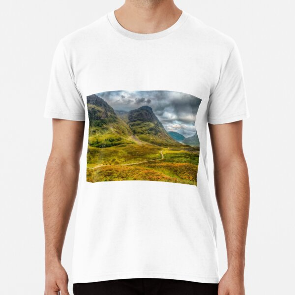Into The Valley Premium T-Shirt