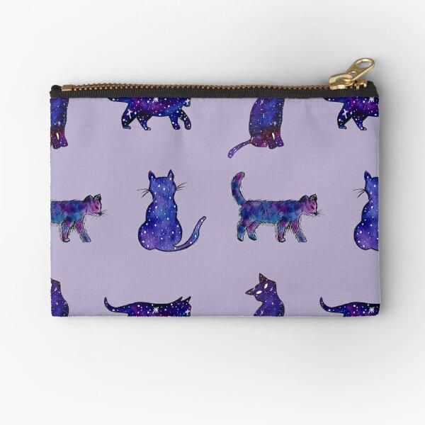 Magical Cat Art Zipper Pouch