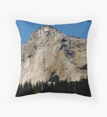 The Ultimate Challenge ....El Capitan Throw Pillow