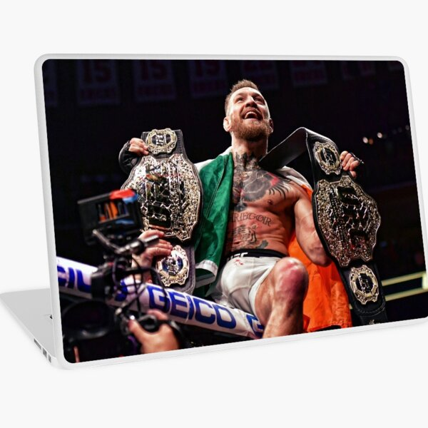 CHAMP CHAMP / COLORED VERSION - Different prospective  Laptop Skin