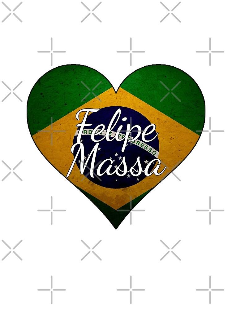 Felipe Massa by ihartjoehart
