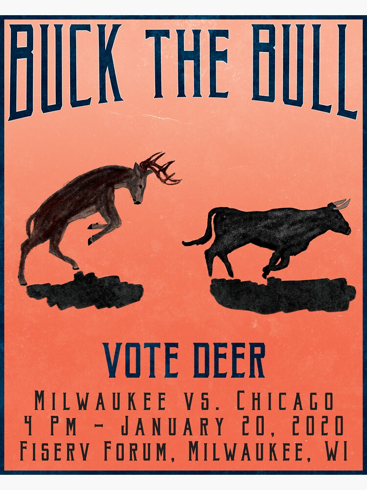 Buck the Bull by AJW3-Art
