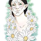 Merrill - Daisy by tobiejade