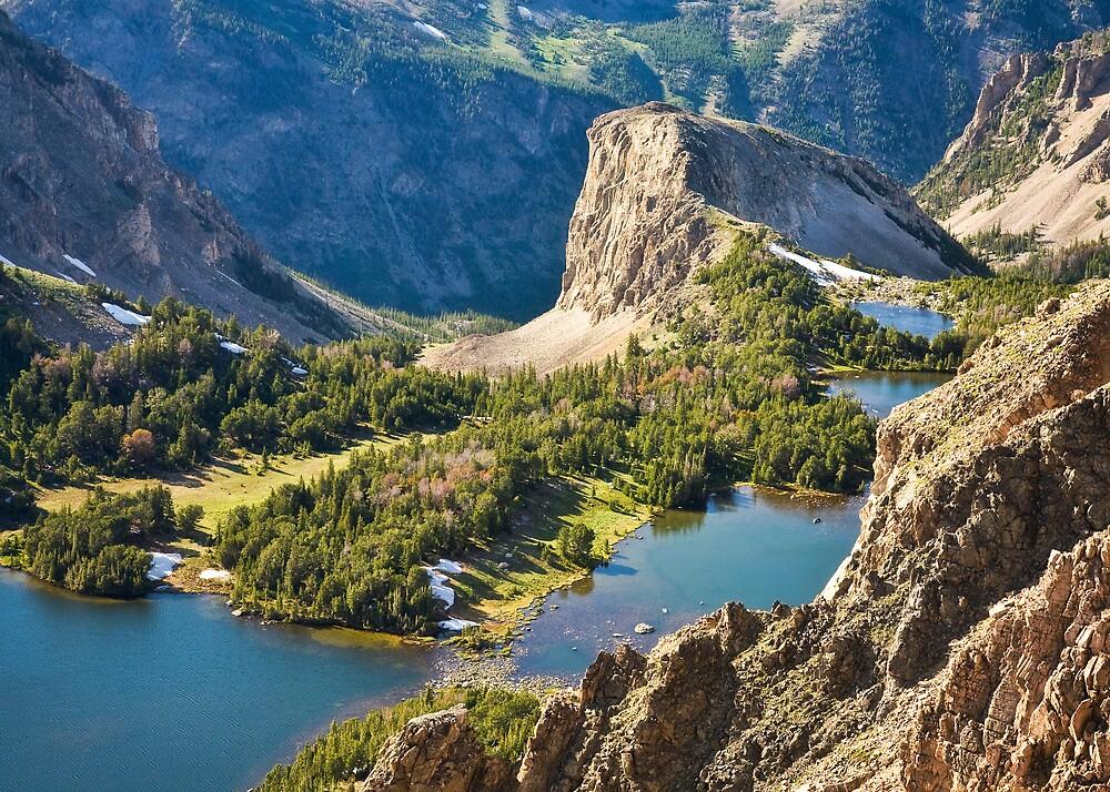 Beartooth Pass by Kim Barton