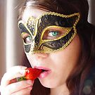 Seduction Of A Strawberry by Jessica Hooper