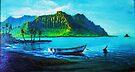 Kaneohe Bay by jyruff