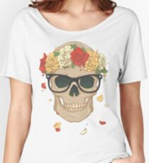 New Age Memento Mori Women's Relaxed Fit T-Shirt