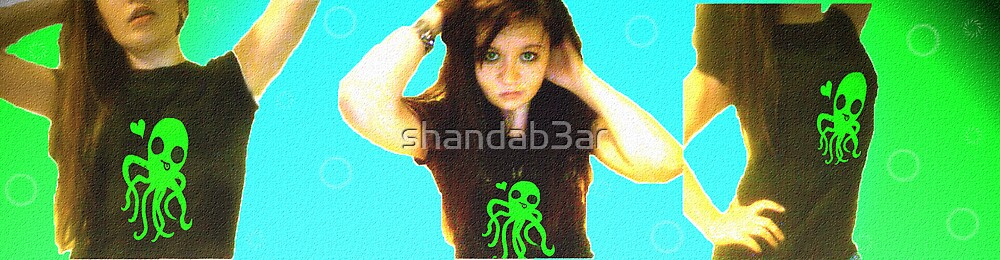 Octo Lover ♥ by shandab3ar