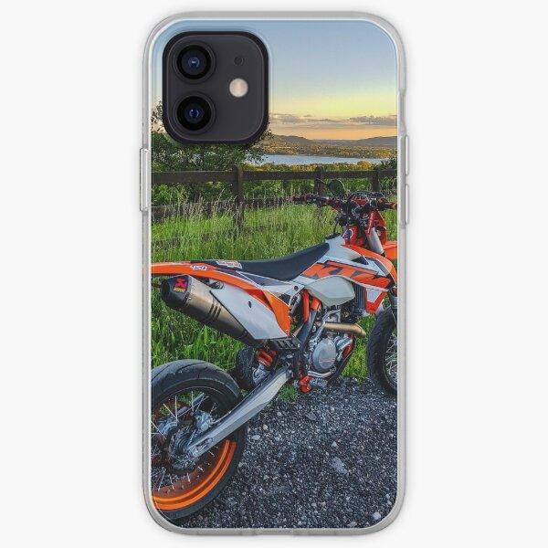 Ktm Motard Coque souple iPhone