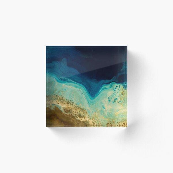 Infinite Acrylic Block