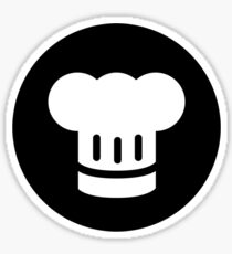 Chef Ideology Sticker