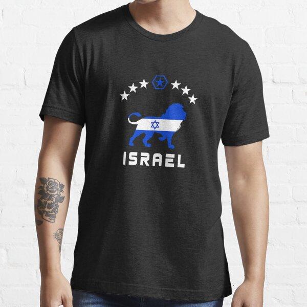 Israel lion flags design / gift Essential T-Shirt