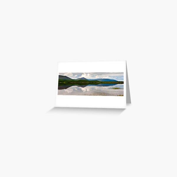 Cairngorm Reflections - Loch Morlich Greeting Card