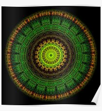 NewForest Mandala Poster