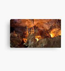 Abercrombie caves # Canvas Print