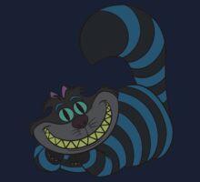Disney and Burton's Cheshire Cat