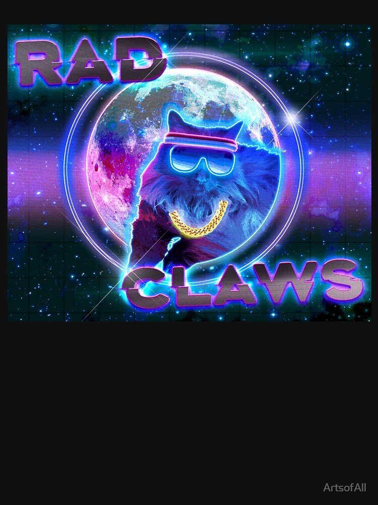 Rad Claws by ArtsofAll