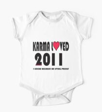 karma loved 2011 Kids Clothes
