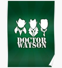 Doctor Watson Poster Poster