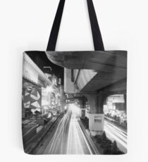 Bangkok: Among Discovery - Night in Bangkok Tote Bag