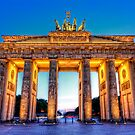 Brandenburg Gate by MarkusWill