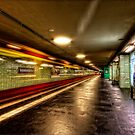 Subwaystation by MarkusWill