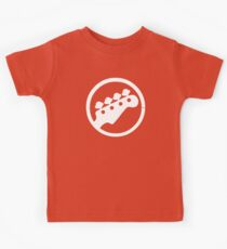 Scott Pilgrim Bass  Kids Tee