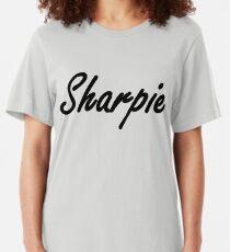Scott Pilgrim Sharpie Slim Fit T-Shirt