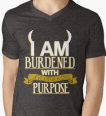 Glorious Purpose Men's V-Neck T-Shirt