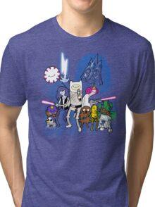 Adventure Wars - V2 Tri-blend T-Shirt