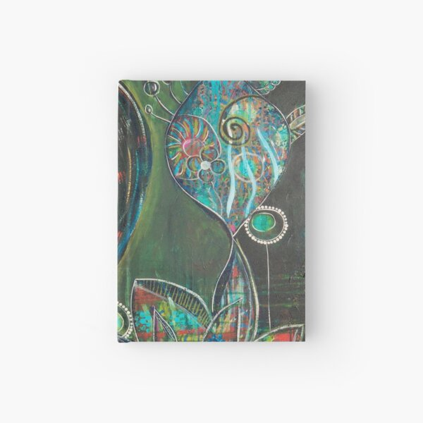 Love is a journey Hardcover Journal