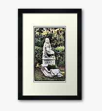 Gracie Framed Print