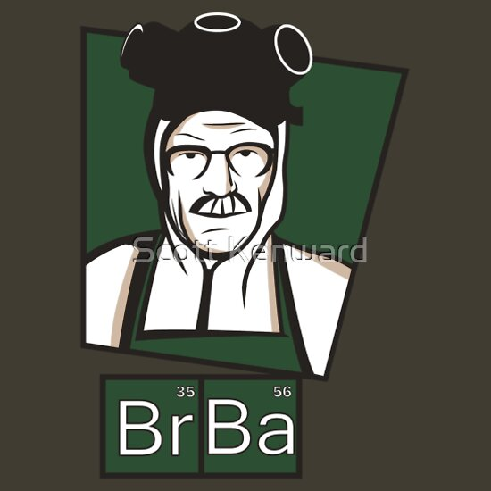 TShirtGifter presents: The Cook of Breaking Bad