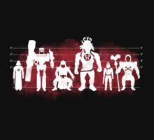 Plastic Villains (Red)