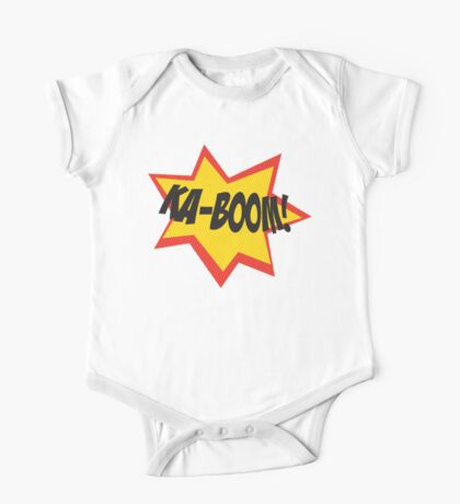 Kaboom! Kids Clothes