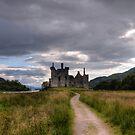 Kilchurn Castle  by Xandru