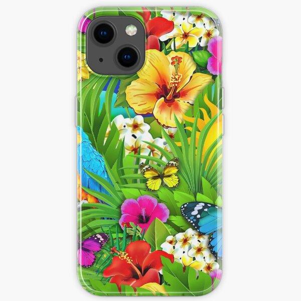 MeOMya Tropical iPhone Soft Case