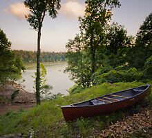 Rough River Lake - Kentucky by Daniel Nahabedian