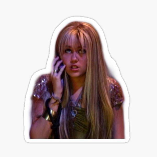 Hannah Montana Pegatina