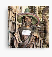 Senor Jesus Canvas Print