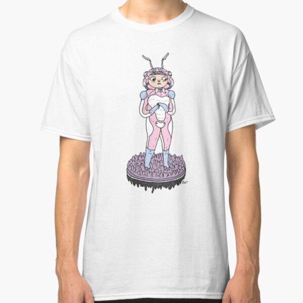 Sad Bug Girl T-shirt classique