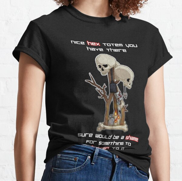 Limpiador en serie Camiseta clásica