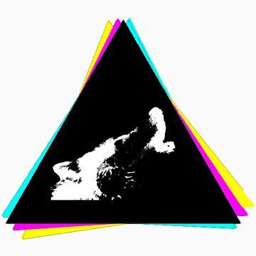 Wolfpack CMYK by kanibalskate