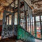Elevator by MarkusWill