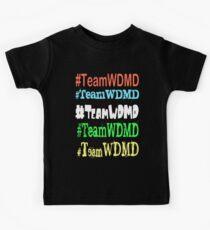 #TeamWDMD Kids Tee