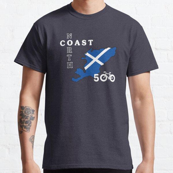North Coast 500 Cycle Challenge Classic T-Shirt