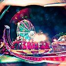 The Anticipation for Adrenaline by Zohar Lindenbaum